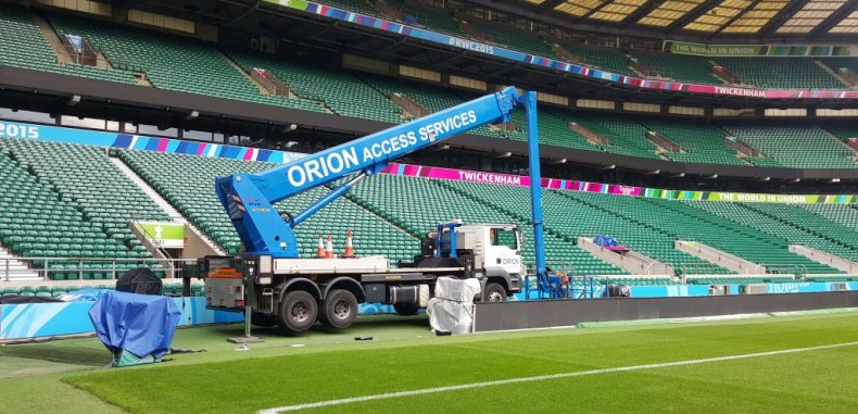 Orion Access at the Rugby World Cup!