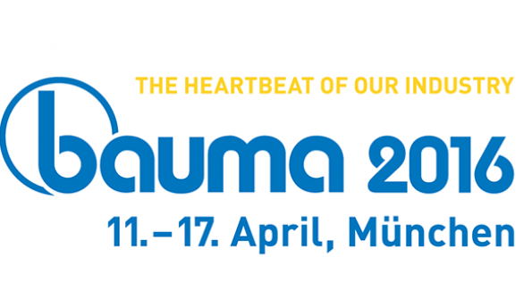 Bauma (11th – 17th April 2016)