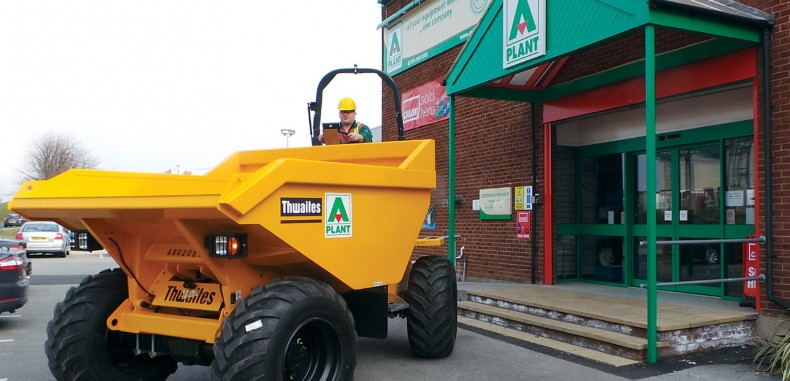 A-Plant Acquire Hewden