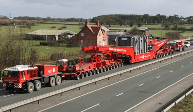 Huge electricity transformer load to be moved from Sellindge to Dover via M20