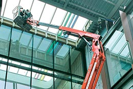 Wilson Access Spider Lifts Make Their Debut