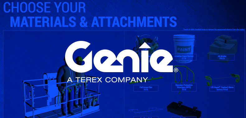 Genie Introduce Interactive Boom Capacity Tool