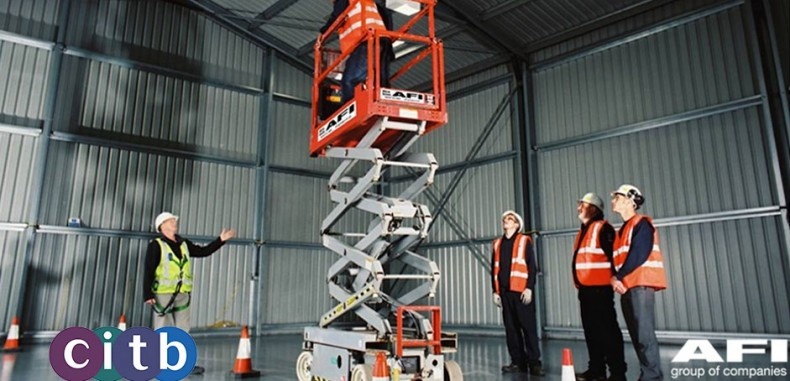 AFI Training achieves CITB Approved Training Organisation (ATO) status