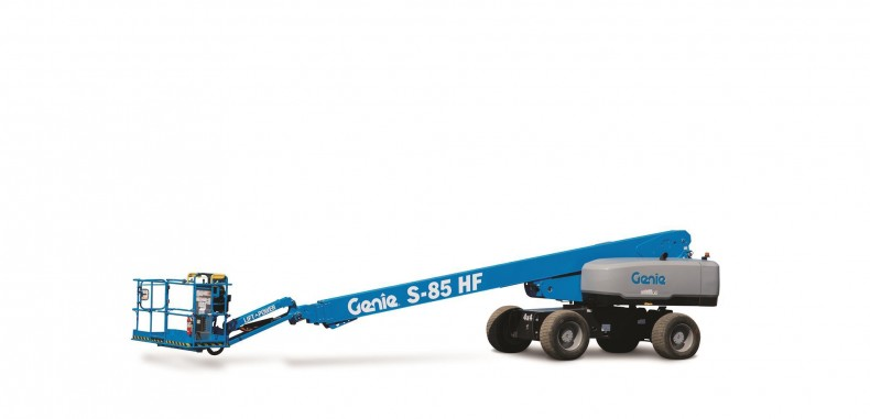 Genie Introduce High Float Booms