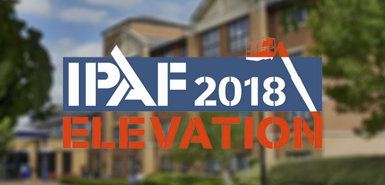 IPAF Elevation 2018 is a Success!