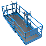 Genie Debuts Material Carrier Attachment for Scissor Lifts