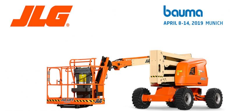 Electric Boom Range from JLG