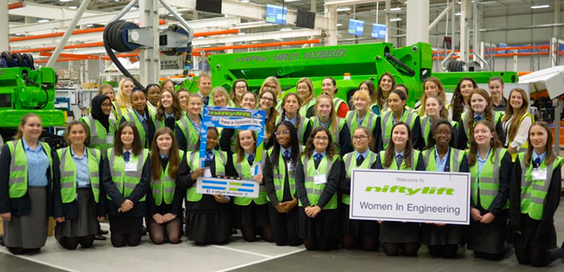 The Women in Engineering Day
