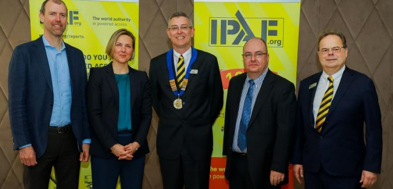 IPAF's New President