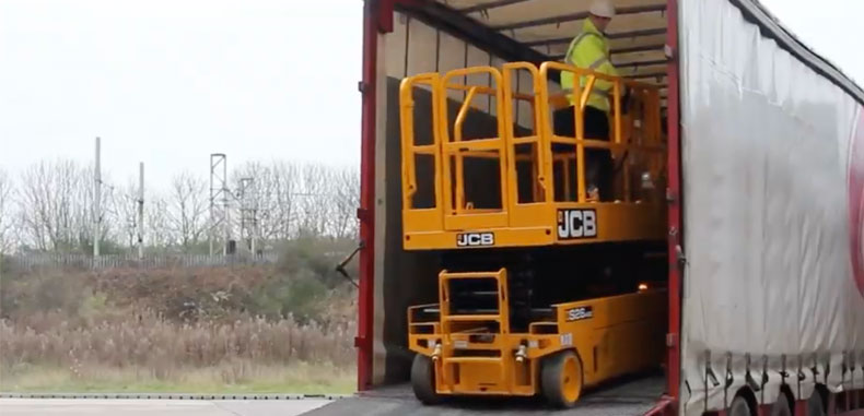 JCB is Entering the Powered Access Market