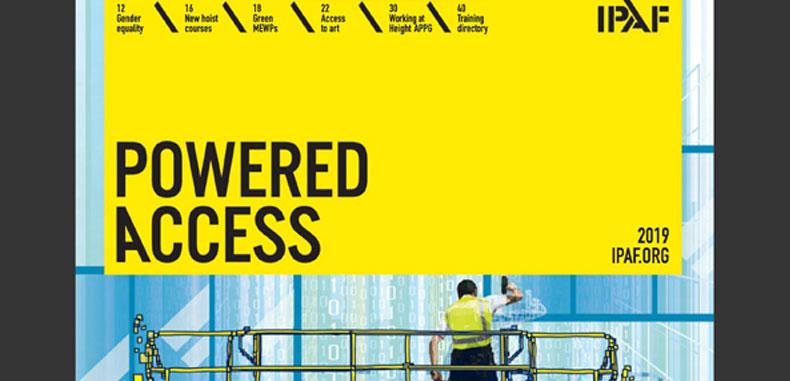 IPAF Powered Access Magazine 2019