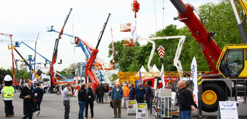 Niftylift Exhibiting at Vertikal Days