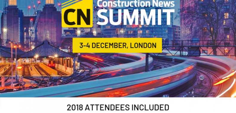 Construction News Summit in London