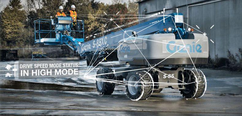 Genie – Utilizing Telematics to Maintain a MEWP Fleet