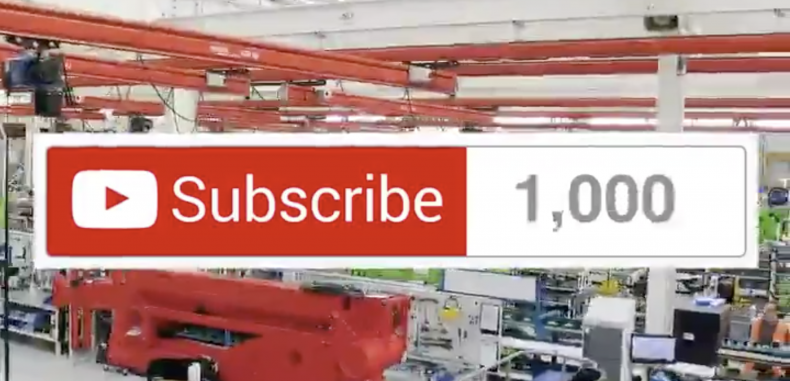 Niftylift Hit 1,000 Subscribers on YouTube!