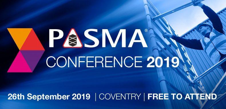 PASMA Conference 2019