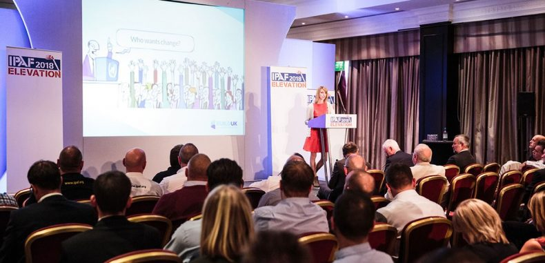 Speakers are set for IPAF Elevation UK event