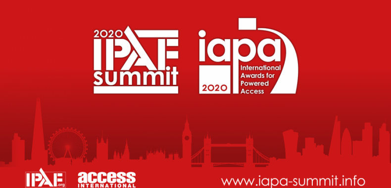IPAF SUMMIT & IAPAS MOVED TO OCTOBER DUE TO VIRUS OUTBREAK
