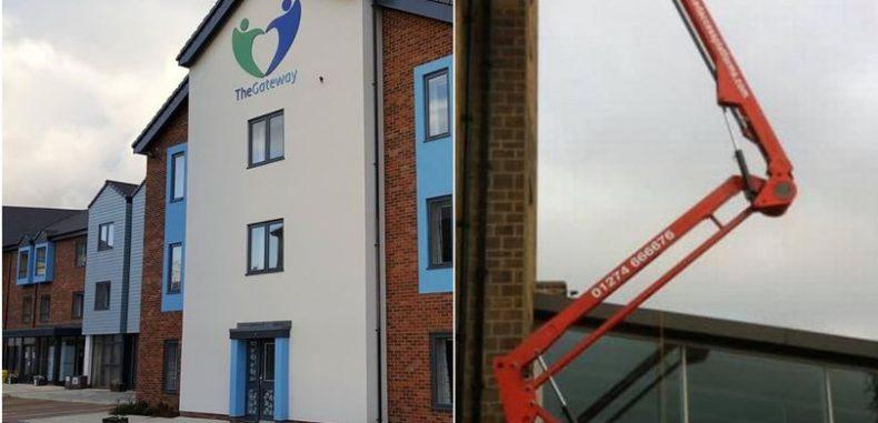 Bradford Care Home's Cherry Picker Plan